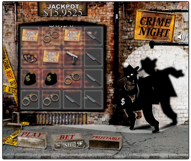 Crime Night in-game