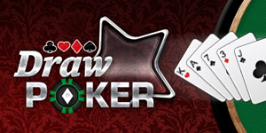 Draw Poker, test your luck