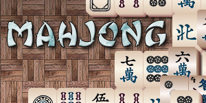 Mahjong, test your luck