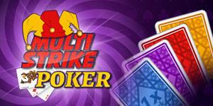Multistrike Poker, test your luck