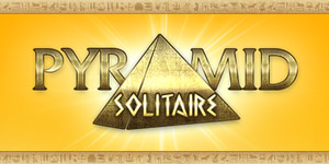 Pyramid Solitaire, test your luck