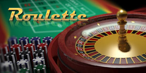 Roulette, test your luck