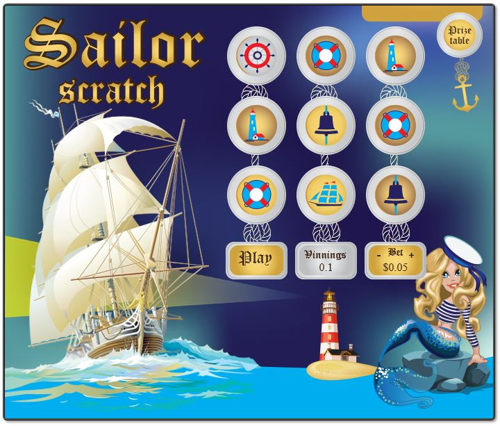 Sailor Scratch