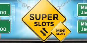 Super Slots, test your luck