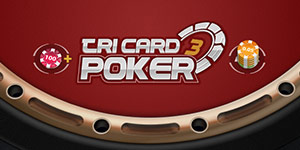 Three Card Poker, test your luck